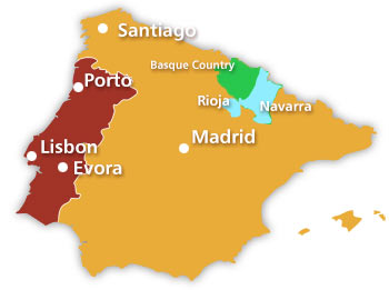 Gastronomic Northern Spain Basque Country Navarra and Rioja